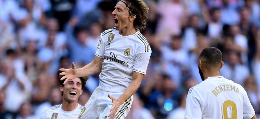 Мальорка - Реал. Прогноз на матч 19.10.2019