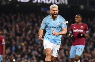 Манчестер Сити – Вест Хэм. Бесплатный прогноз на матч 17.07.2019