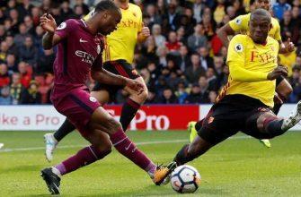 Манчестер Сити - Уотфорд. Прогноз на матч 21.09.2019