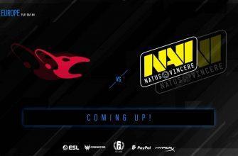 mousesports - NaVi. Прогноз на матч 07.04.2020