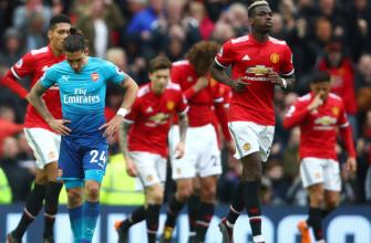 Манчестер Юнайтед - Арсенал. Прогноз на матч 30.09.2019