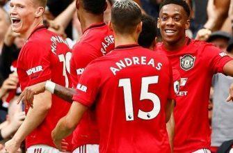 Манчестер Юнайтед - Астана. Прогноз на матч 19.09.2019