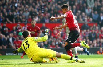 Манчестер Юнайтед - Ливерпуль. Прогноз на матч 20.10.2019