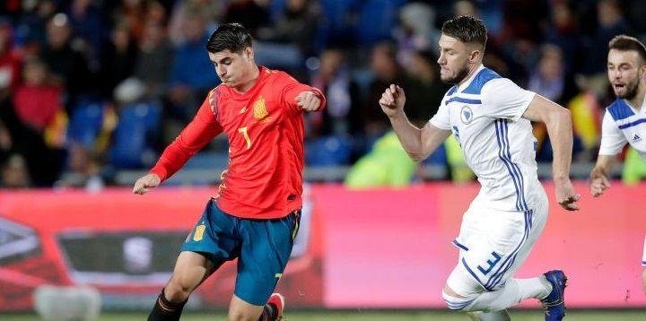Норвегия - Испания. Прогноз на матч 12.10.2019