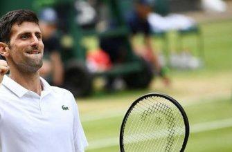 Новак Джокович – Роджер Федерер. Бесплатный прогноз на матч 14.07.2019