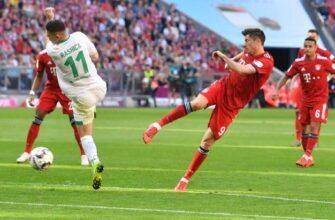 Вердер - Бавария. Прогноз на матч 16.06.2020