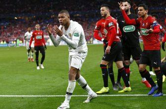 ПСЖ - Ренн. Прогноз на Суперкубок Франции 03.08.2019
