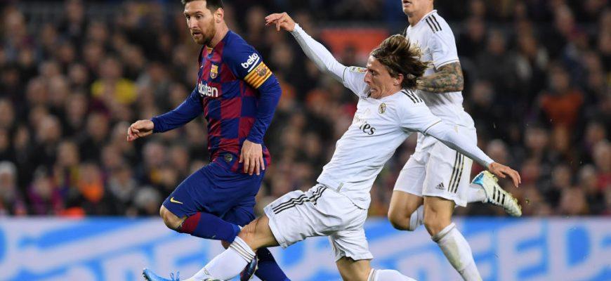 Реал - Барселона. Прогноз на матч 01.03.2020
