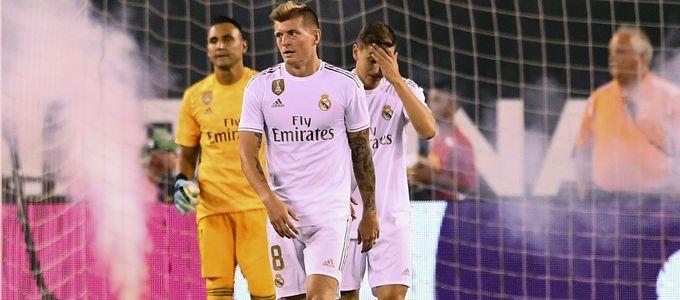 Реал Мадрид – Тоттенхэм. Прогноз на матч 30.07.2019