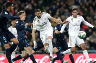 Реал Сосьедад - Реал Мадрид. Прогноз на 20.09.2020