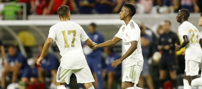 Реал Мадрид – Атлетико Мадрид. Прогноз на матч 27.07.2019
