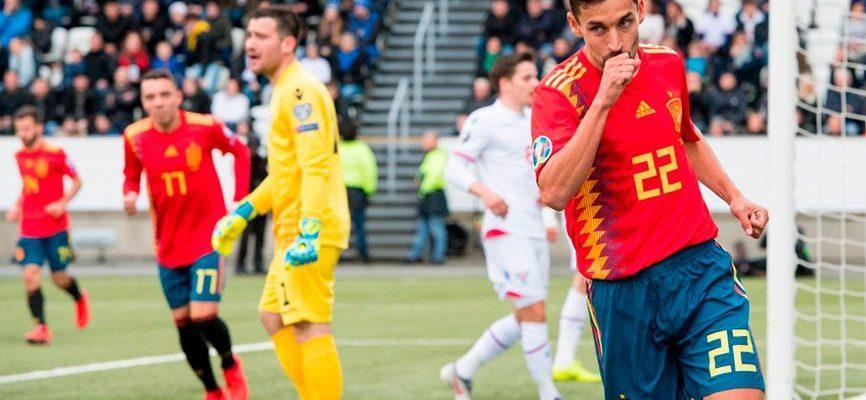 Румыния - Испания. Прогноз на матч 05.09.2019