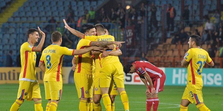 Румыния - Мальта. Прогноз на матч 08.09.2019