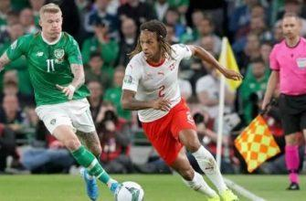 Швейцария - Ирландия. Прогноз на матч 15.10.2019
