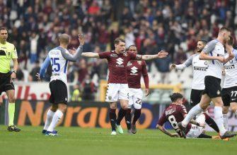Торино - Интер. Прогноз на матч 23.11.2019