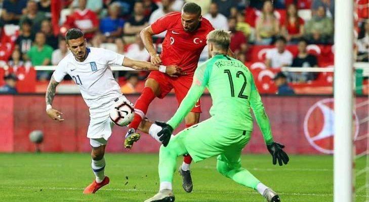 Турция - Албания. Прогноз на матч 11.10.2019