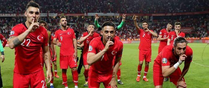 Турция - Андорра, Прогноз на матч 07.09.2019
