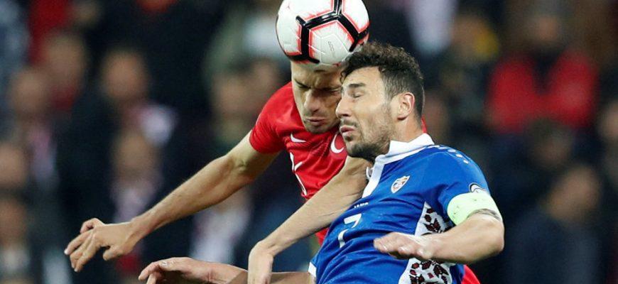 Молдова - Турция. Прогноз на матч 10.09.2019