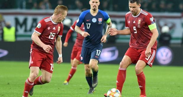 Венгрия - Словакия. Прогноз на матч 09.09.2019