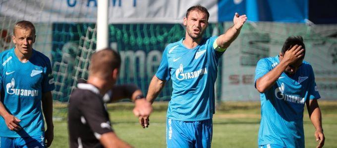 Зенит – Тамбов. Бесплатный прогноз на матч 14.07.2019
