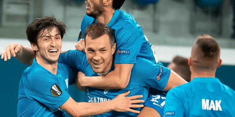 Зенит - Лейпциг. Прогноз на матч 05.11.2019
